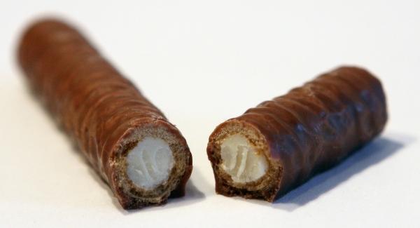Milky Way Crispy Rolls Aussehen