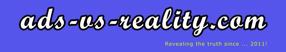 ads-vs-reality.com – Werbung gegen Realität