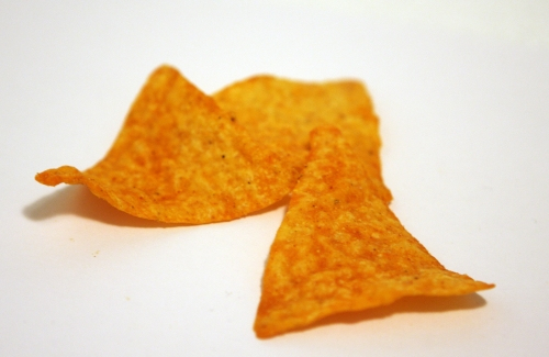 Chio Tortilla Chips - Hot Chili