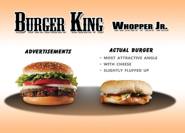 Burger King Whopper Jr Junior