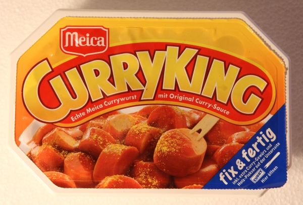 Maica Curryking Verpackung