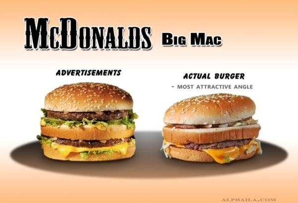 Mc Donalds Big Mac