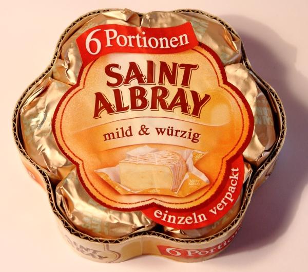 Saint Albray Verpackung