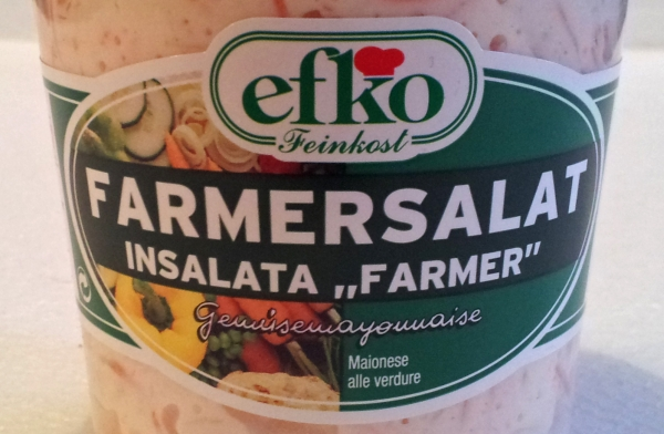 Efko Farmersalat Packung Detail