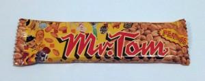 Mr. Tom Peanuts Verpackung Packaging Large