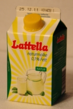 Lattella Molke Nährwärte Nutrition Facts