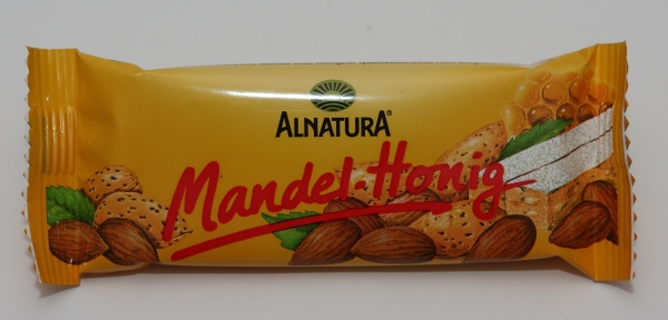 Alnatura Mandel Honig Packung