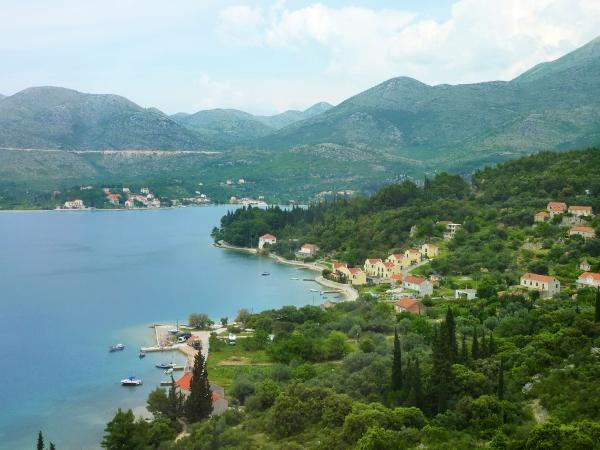Croatia landscape Kroatien Landschaft