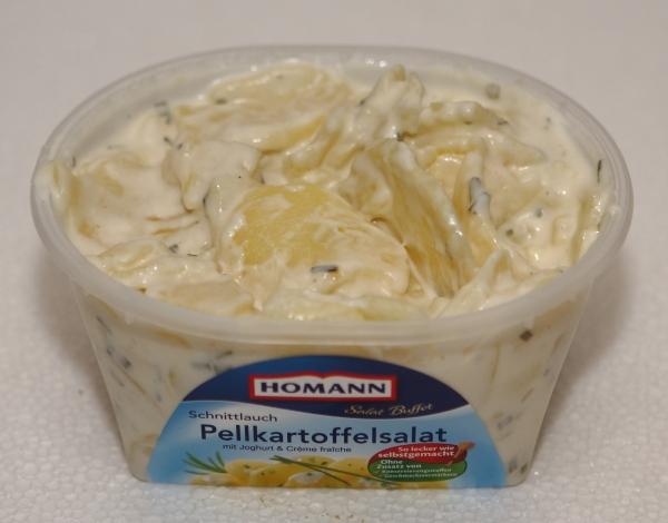 Homann Pellkartoffelsalat Inhalt