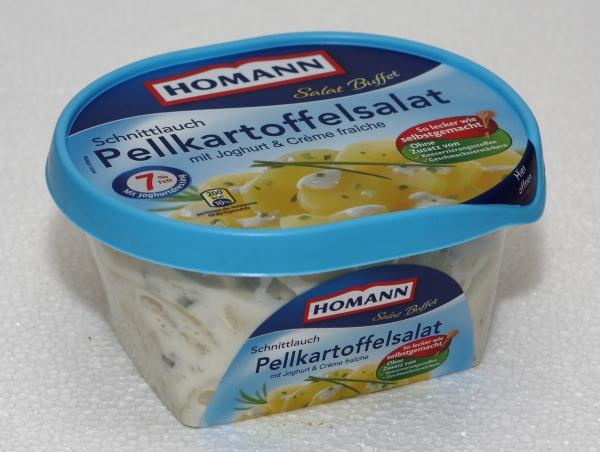 Homann Pellkartoffelsalat Packung