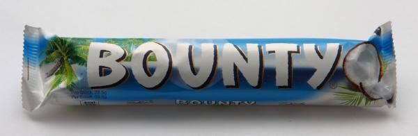 bounty verpackung riegel