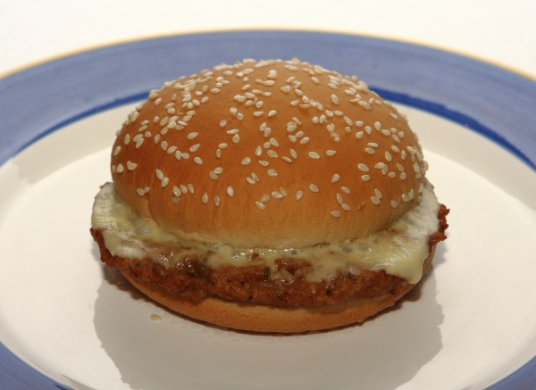 hofer cheeseburger aibler inhalt echtes aussehen
