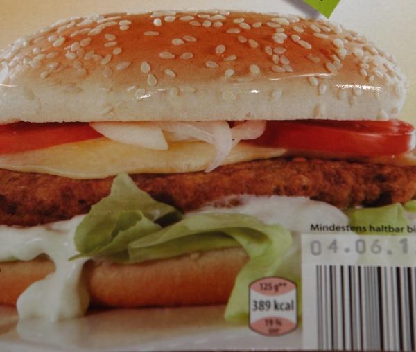 hofer cheeseburger detailaufnahme werbung