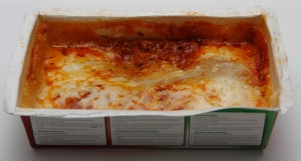ernos pasta lasagne inhalt aussehen