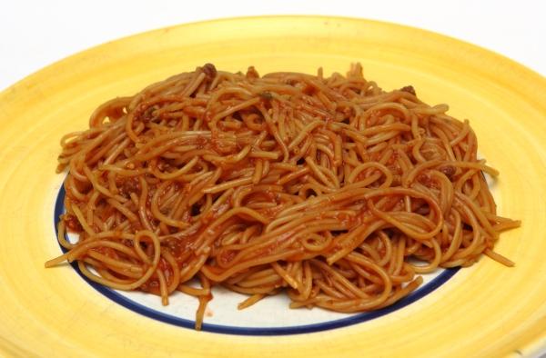 knorr pasta asciutta bilder aussehen inhalt realität