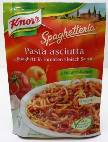 knorr spaghetteria verpackung bilder pasta