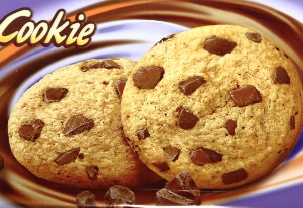 milka schoko choco cookies werbung detail aufnahme