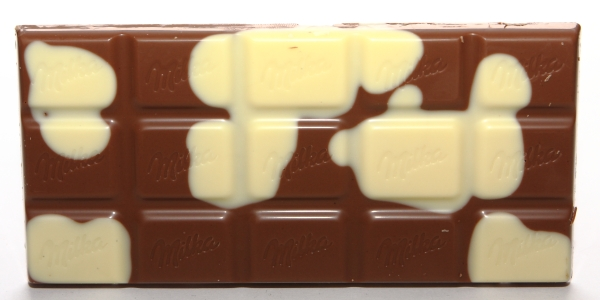 milka kuhflecken schokolade