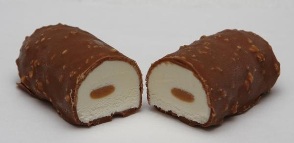 magnum caramel nuts icecream pictures content bilder inhalt echtes aussehen