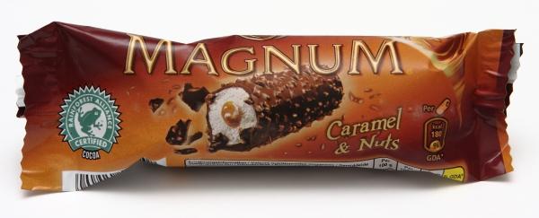 magnum eis bilder karamel caramel nuts eis verpackung pictures
