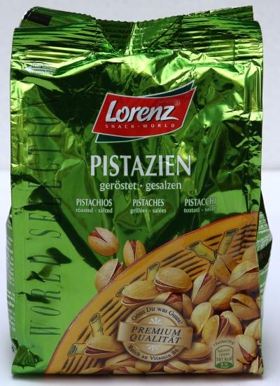 bilder pistazien verpackung inhalt werbung lorenz