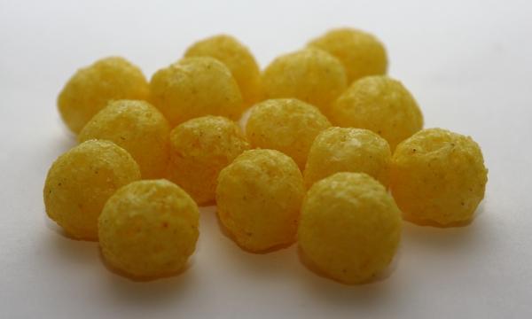 jeden tag cheese balls käse snack bilder aussehen inhalt