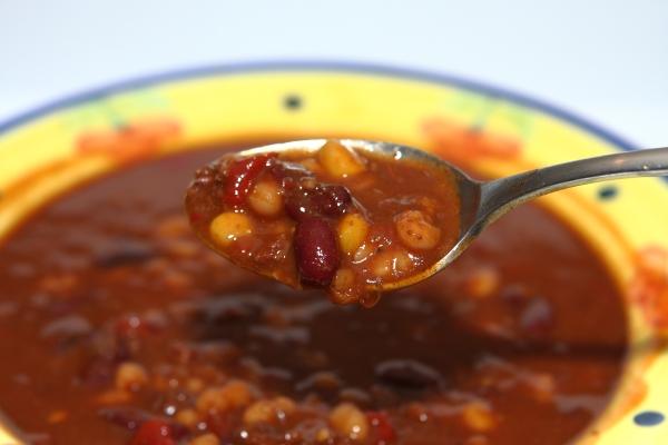 knorr chilli con carne bilder inhalt bohnen scharf rezept meisterkessel