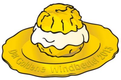 der goldene windbeutel 2013 logo wahl windbeutel gold