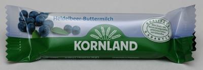 kornland muesli bar heidelbeer buttermilch
