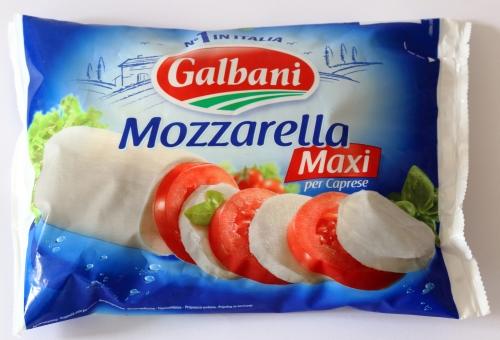 galbani mozzarella maxi essig olivenöl zubereitung rezept