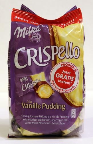 Milka Crispello Milka Crispello Verpackung Packung Shop