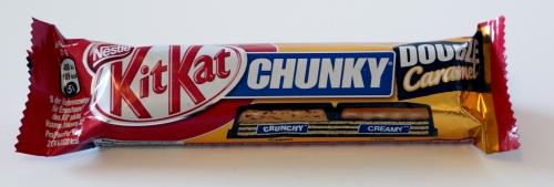 Nestle Schokoriegel Kit Kat Karamel Schokolade Bilder Realität