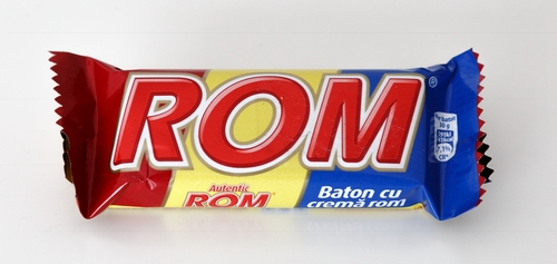 ROM Schokoriegel Kandia Dulce Rum Schokolade ROM Rumänien Bukarest Bilder Schokolade